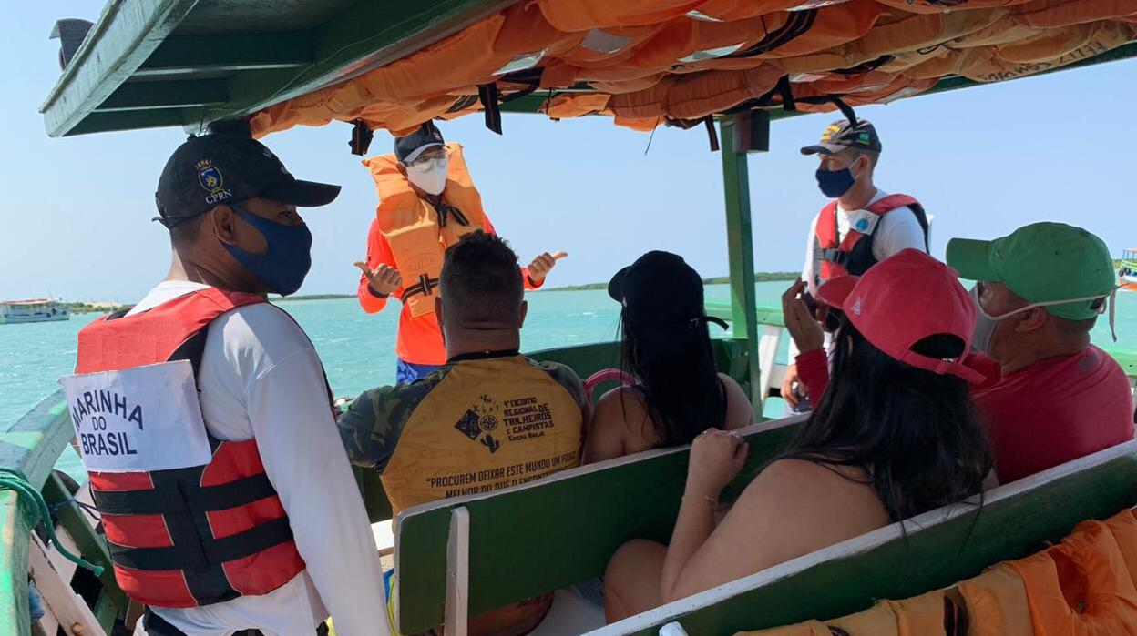 Foto: Divulgação/Capitania dos portos